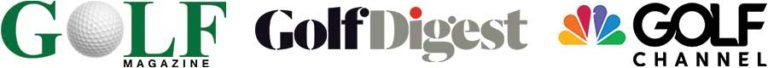 Golf Publication Logos