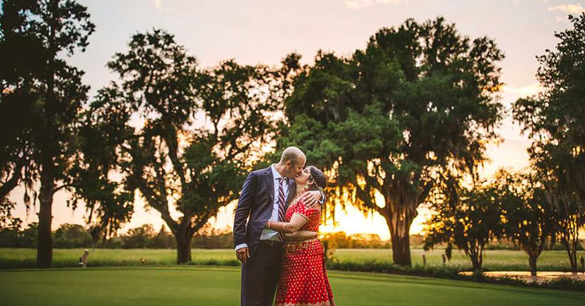 Caledonia Golf Weddings